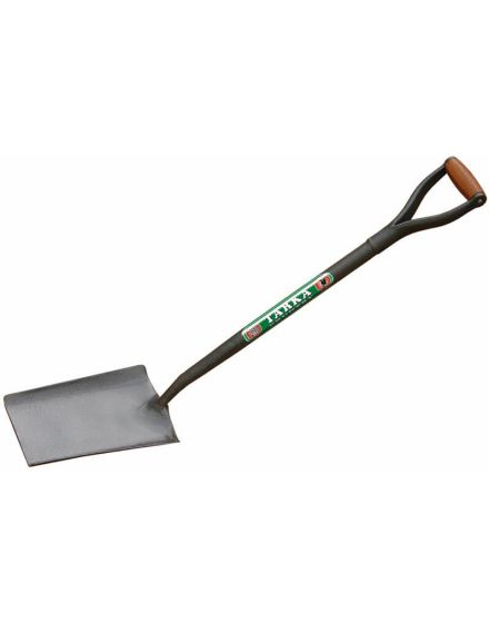 Metal MYD Handle Tapered Mouth Contractors Shovel