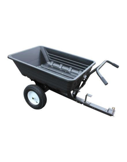 Lawnflite Push/Tow Poly Cart Trailer