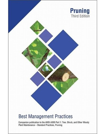 Tree Pruning - Best Management Practices Book
