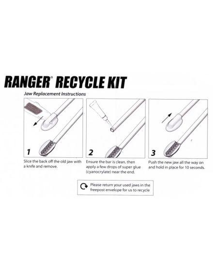 Ranger Litter Picker Rubber Feet/Jaws