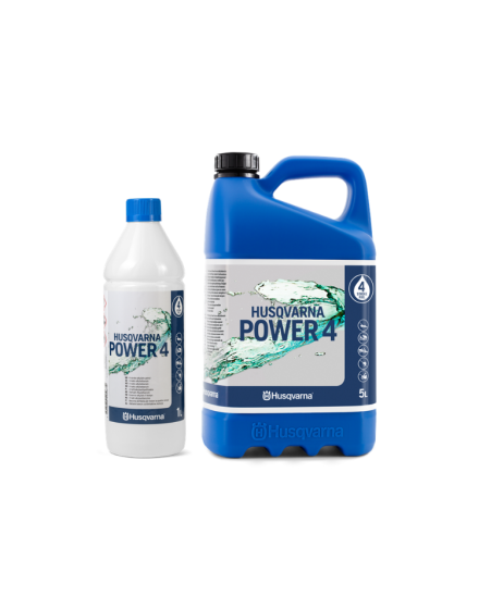 Husqvarna Power 4 Stroke Fuel
