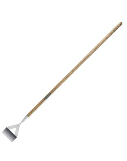 Traditional Stainless Dutch Hoe