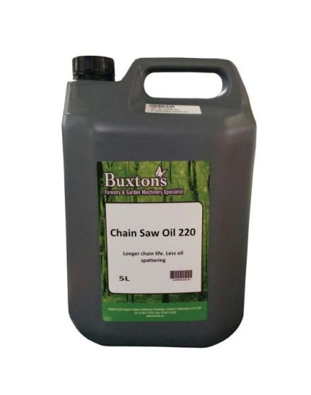 Chainsaw Chain Oil - 20L, 5L & 1L Available