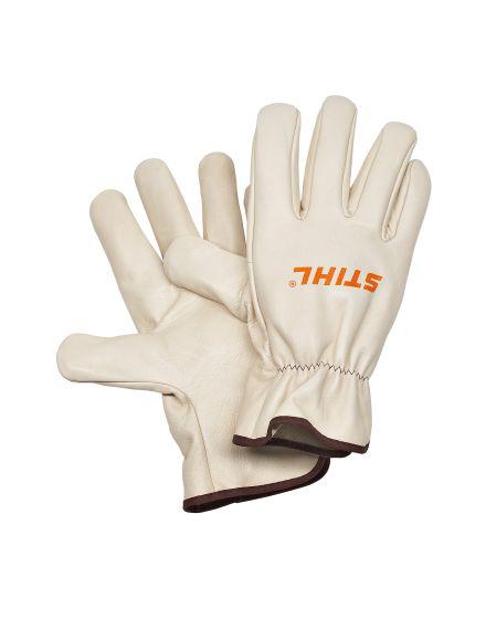 STIHL Universal Leather Work Gloves