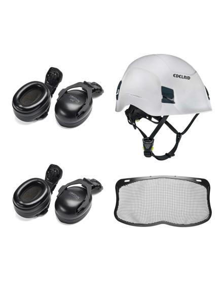 Edelrid Ultra Lite II Climbing Helmet Kit (MSA Combinations)