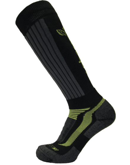 Arbortec Xpert High Black & Green Socks