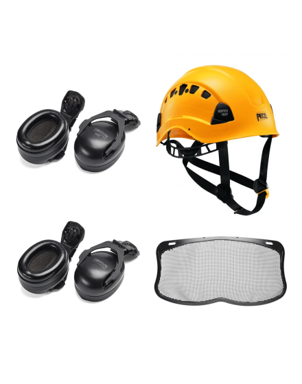 Petzl Vertex Vent Climbing Helmet Kit (MSA Combinations) Pre 2019