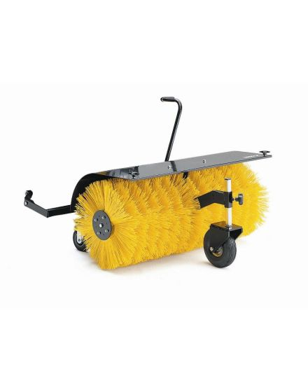 STIGA Front Mounted Rotary Brush Sweeper With Dust Cover