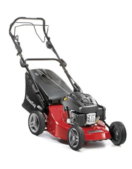 Mountfield S465 PD 4 Speed 60 Litre Lawn Mower