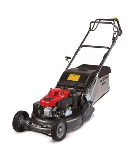 Honda HRH 536 QX Professional Roller Lawn Mower