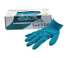 Disposable Latex Gloves - Large - Box Of 100