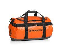 Husqvarna Xplorer Orange Duffel Bag - 70L Capacity