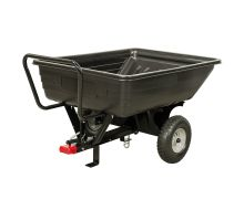 Agri-Fab Tow Poly Tipping-Cart