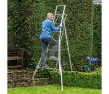 Henchman Platform Fully Adjustable Tripod Ladder