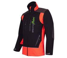 Arbortec Breatheflex Orange & Black Work Jacket