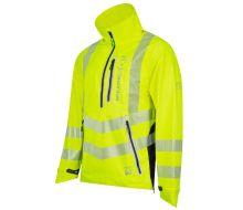 Arbortec Breathedry Hi-Vis Yellow Waterproof Smock