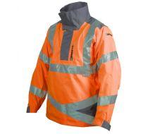 Harkie Innovation 2 Hi-Vis Orange Jacket