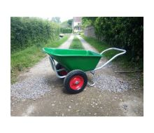 Henchman 135 Litre Wheelbarrow