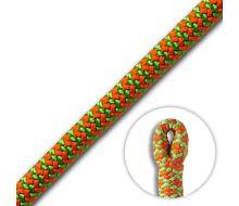 Cousin ATRAX 11.6mm Green/Orange Climbing Rope (Splice)