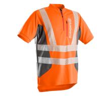 Husqvarna Technical Work T-Shirt Hi-Viz