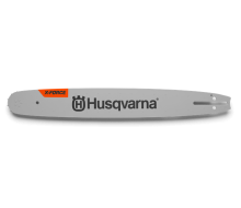 "Husqvarna 13"" X-Force Laminated .325"" 1.3mm Bar"