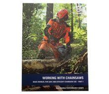 Husqvarna Working With Chainsaws Manual - Part 1