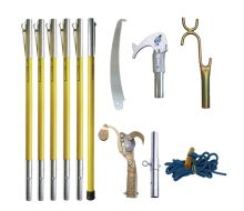 Jameson Pole Kit - 6 Total Poles