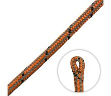 Marlow Vega Orange 11.7mm Climbing Rope (Low Profile Eye)