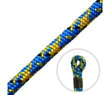marlow venom climbing rope low profile eye