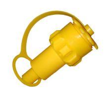 Rocwood Yellow Fuel Spout