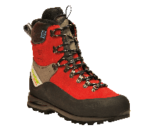 Arbortec Scafell Lite Red Chainsaw Boots