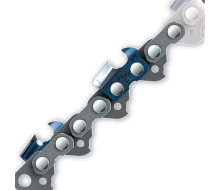"Rapid Super 3/8"" 1.6mm 25"" Chain Loop"