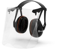Husqvarna Hearing Protector with Polycarbonate Visor