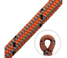 Marlow Vega 11.7mm Climbing Rope (Spliced Eye) - Orange