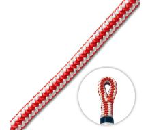 Yale XTC Plus Red 12.7mm Climbing Rope (Spliced Eye)