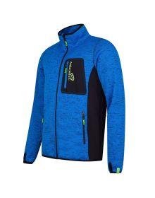 Arbortec Kudu Plus Blue Mélange Knitted Jacket
