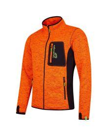 Arbortec Kudu Plus Orange Mélange Knitted Jacket