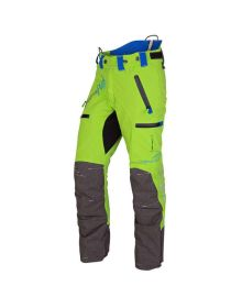 Arbortec Breatheflex Pro Lime Chainsaw Trousers  - Type A - Class 1