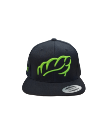 Arbortec Black/Lime Baseball Cap