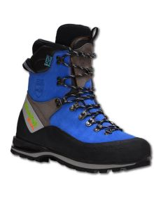 Arbortec Scafell Lite Blue Chainsaw Boots
