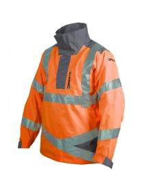 Harkie Innovation 2 Hi Viz Orange Jacket