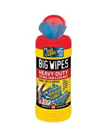 Big Wipes Heavy Duty Wipes - Pack of 80