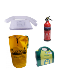 Buxtons Emergency Kit
