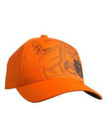 Husqvarna Xplorer Orange Pioneer Saw Cap