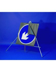 Classic Roll Up 600mm Blue Arrow Reversible