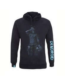 Dendroid Face Off Hoodie