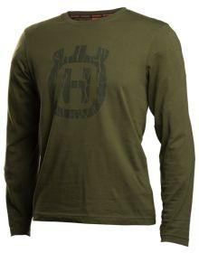 Husqvarna Xplorer Unisex Camo Bark T-shirt
