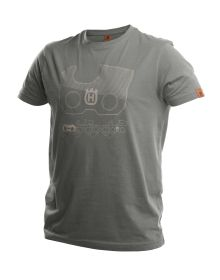Husqvarna Xplorer Short Sleeve X-Cut T-Shirt