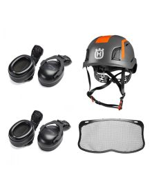 Husqvarna Spire Vent Helmet Kit (MSA Combinations)