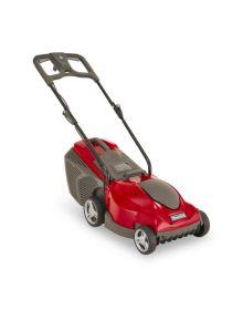 mountfield princess 34 push electric lawn mower